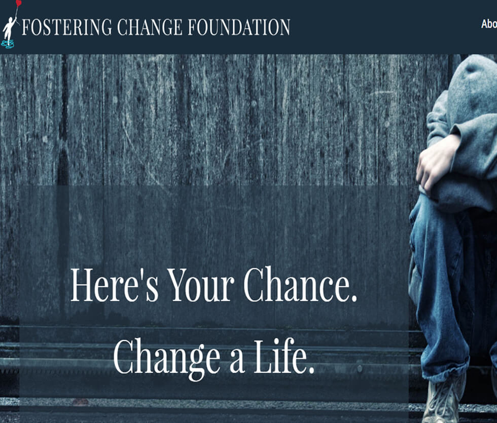 Fostering Change Foundation Info Site